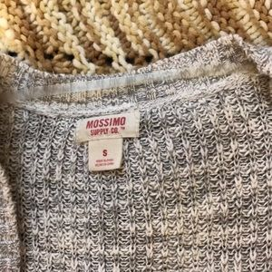 Mossimo Supply Co. Sweaters - Light colored cardigan